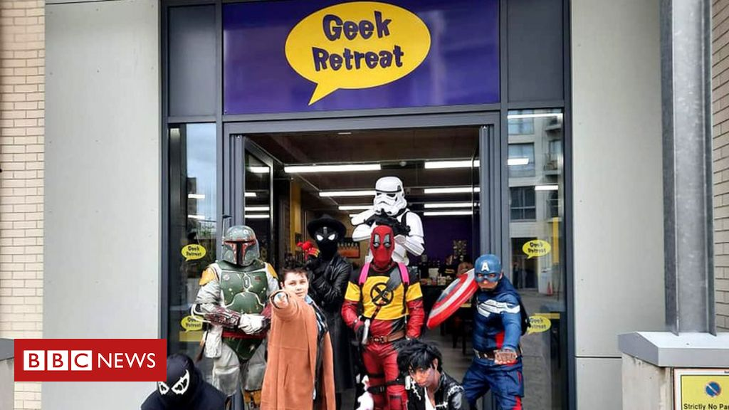 Geek Retreat: Retailer of 'all things geeky' to open 100 new shops